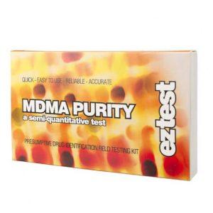 EZ Test MDMA Reinheit- to test ecstacy purity
