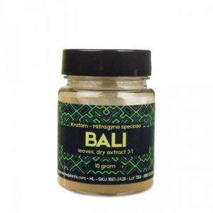 Kratom Bali Extrakt 1:3 10g - Sacred Plants