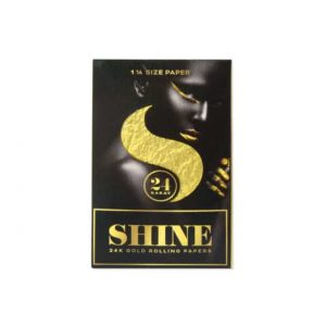 SHINE 24K Goldpapier (1-Sheet Pack) + ROLLS Smart-Filter