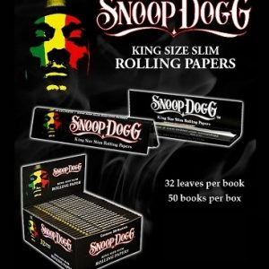 Snoop Dogg King Size (Slim Papers)