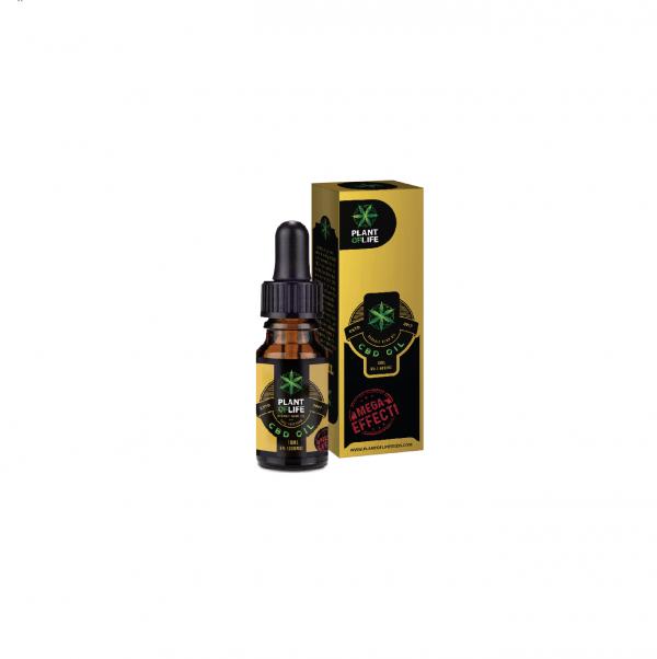 Plant Of life CBD oil- 6% -10 ml