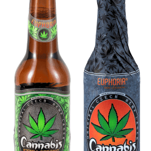 CANNABIS BEER EXTRA STRONG WRAP 8 % 330 ML