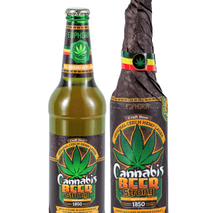 CANNABIS BEER STRONG WRAP 6 % 500 ML