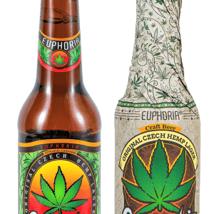 CANNABIS BEER WRAP 4,5 % 330 ML