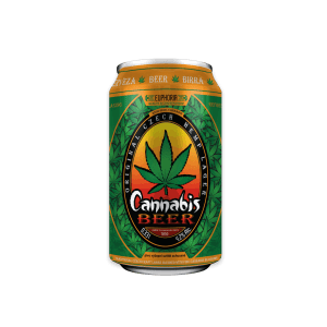 CANNABIS BEER CAN 330 ML