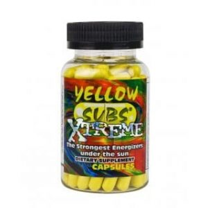 Yellow Subs Xtreme, 30 Caps