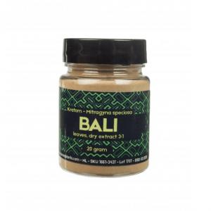 Kratom Bali Extrakt 1:3 20g - Sacred Plants